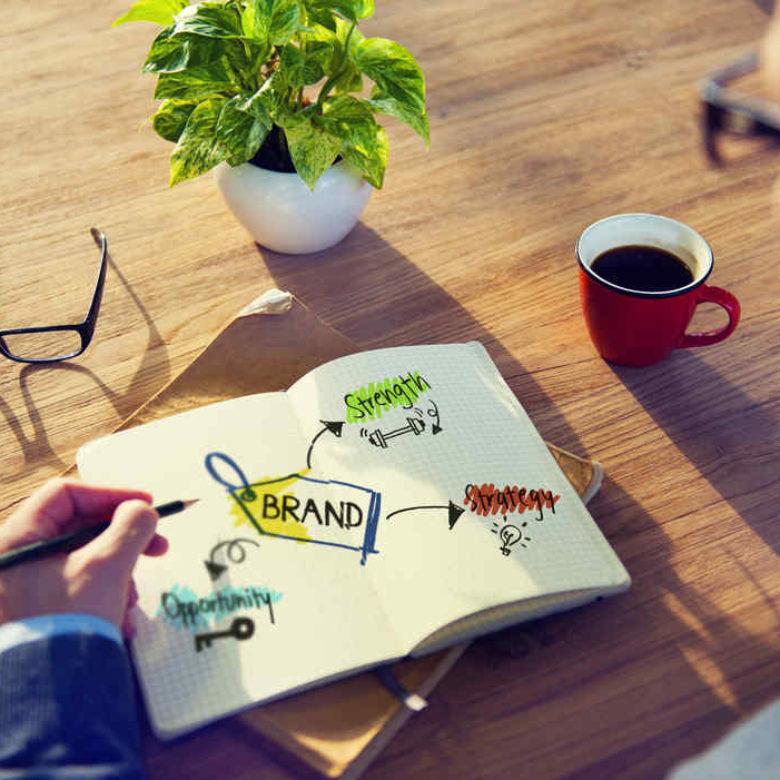 5 Schritte, wie man eine einzigartige Markeniditität schafft