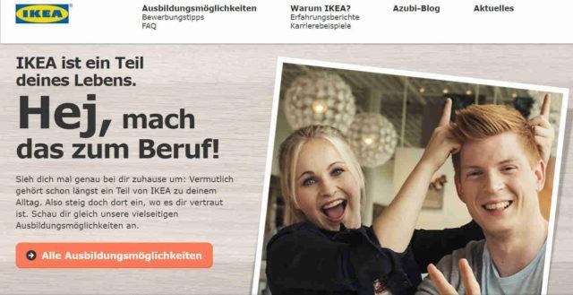 Der Azubi-Blog von IKEA