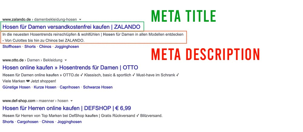 meta description erklaerung