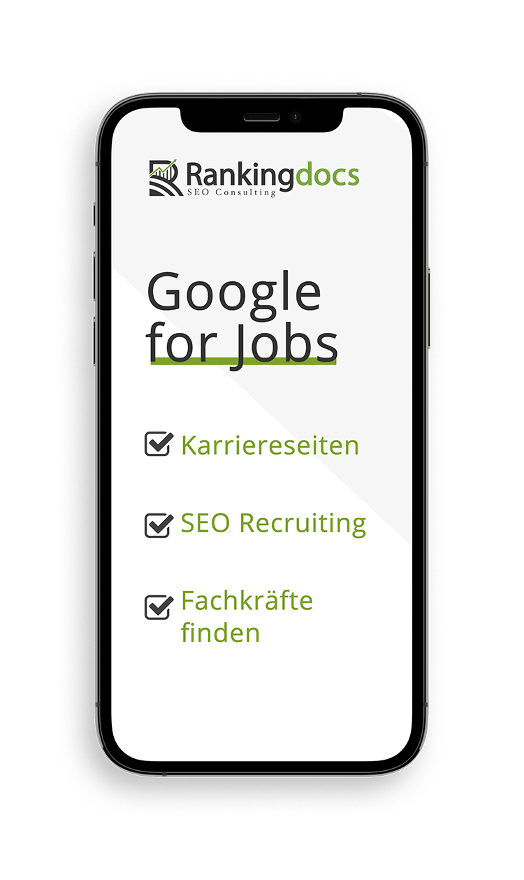 google for jobs